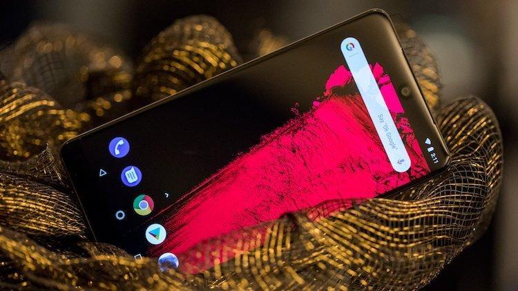 Создатель Android намекнул на выход своего нового смартфона