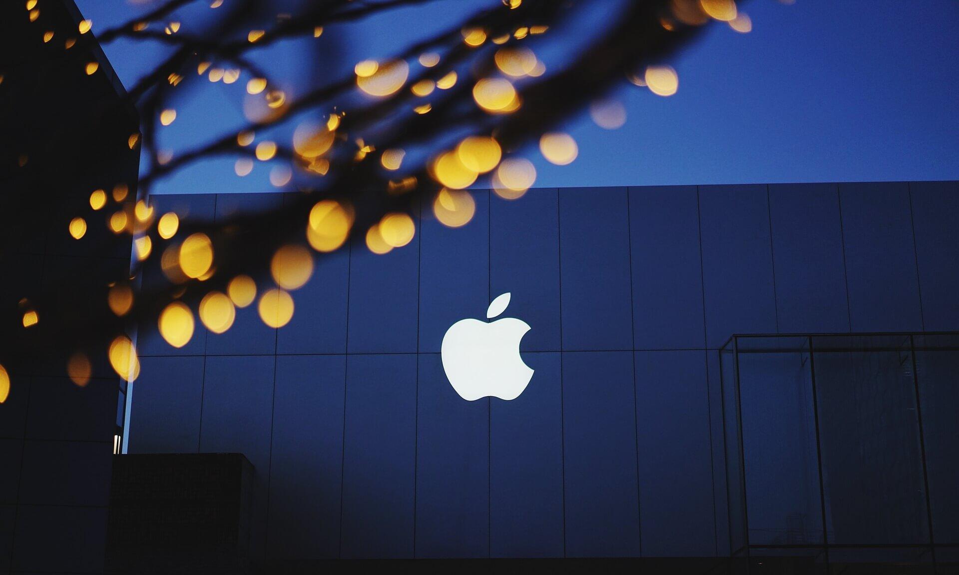 Как менялся сайт Apple с момента запуска