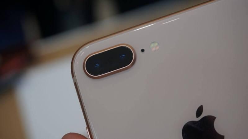Apple обвинили в краже технологий камер для iPhone
