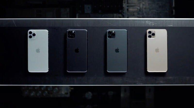 Объявлены официальные цены iPhone 11, iPhone 11 Pro и iPhone 11 Pro Max в России