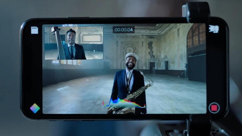 iOS 13 позволит некоторым iPhone и iPad снимать на две камеры сразу