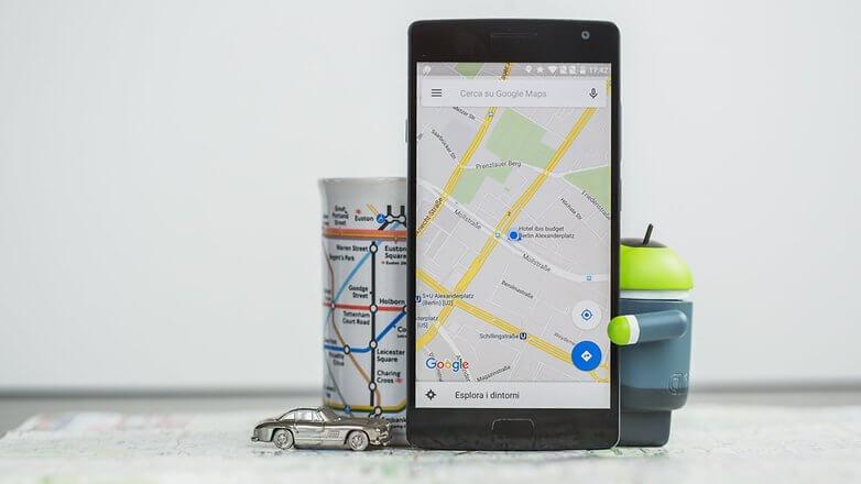 Как улучшить точность работы GPS на Android