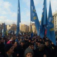 """Масштабные протесты на Майдане: Порошенко обратился к украинцам - """"Не допустим..."""""""