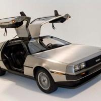 Культовый авто из фильма «Назад в будущее» вернут в производство