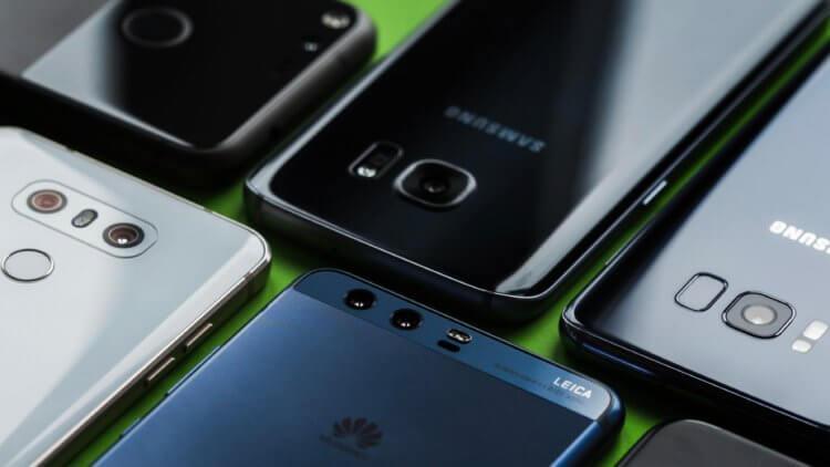 Смартфонов на Android стало слишком много