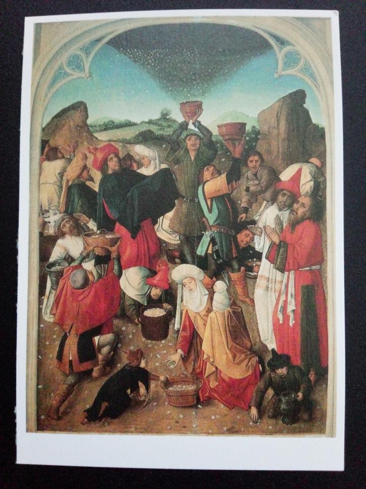 アートカードブック マナの画家「マナの収集」