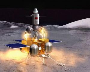 嫦娥3号 画像