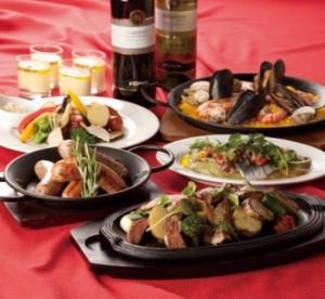 スペイン料理 画像