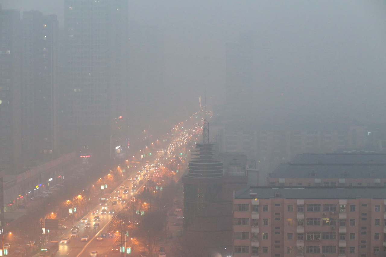 This Is What China Looks Like When Its Cities Are on a ...
