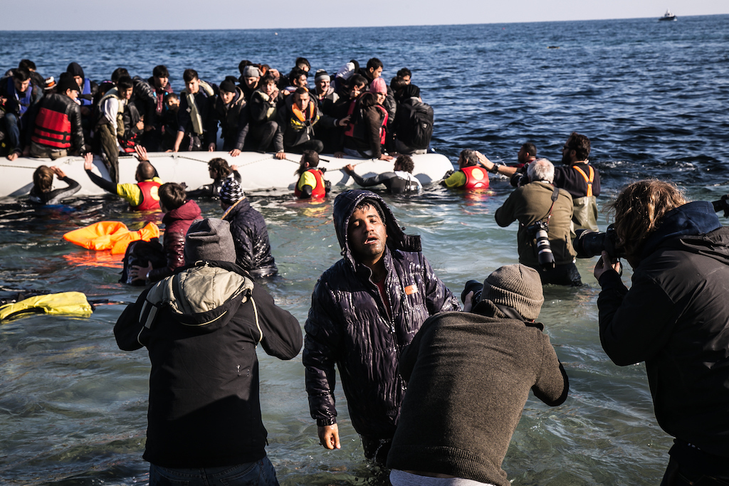 The Year Europe Buckled Under the Biggest Refugee Crisis ...