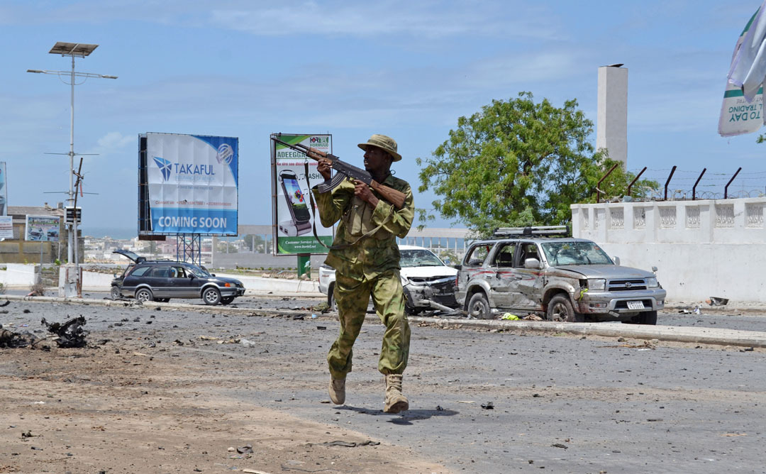 Al Shabaab Launches Deadly Attack on Somalia's Parliament ...