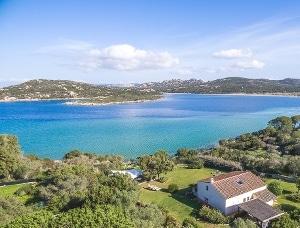 Villa di lusso sul mare davanti La Maddalena