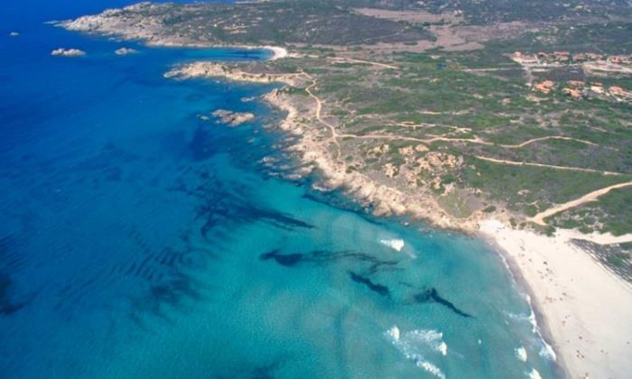 Rena Majori è una spiaggia del nord Gallura