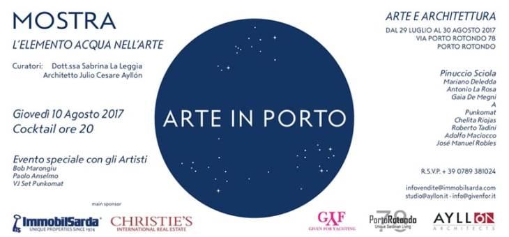 Arte in Porto 2017: ogni giovedì cocktail all'insegna dell'arte e della musica