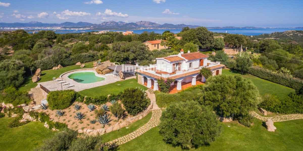 Immobilsarda: villa in vendita a Porto San Paolo