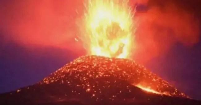 噴火警戒レベル