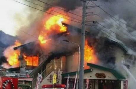 富山県高岡市長江の今日火事が発生。詳しい場所はどこ?原因は?画像や動画も