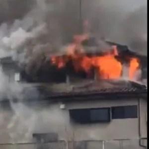 画像・動画あり。東京都江東区亀戸で火災発生。詳しい場所はどこ?原因は何故?