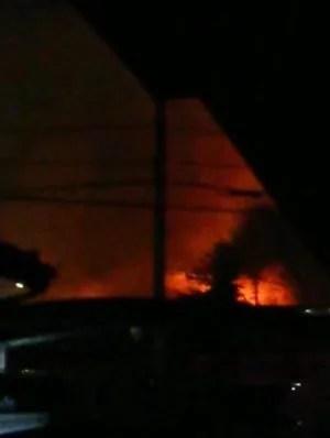 東洋紡 三重工場 火事 火災