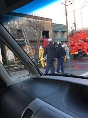 北海道 釧路市 昭和町 火事 火災