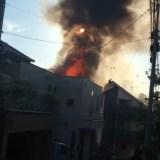 神奈川大学 横浜キャンパス 火事 火災