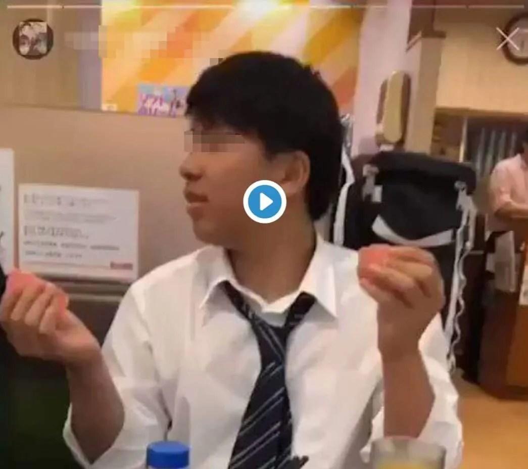 都立青井高校1年の伊藤雷登(いとうらいと)