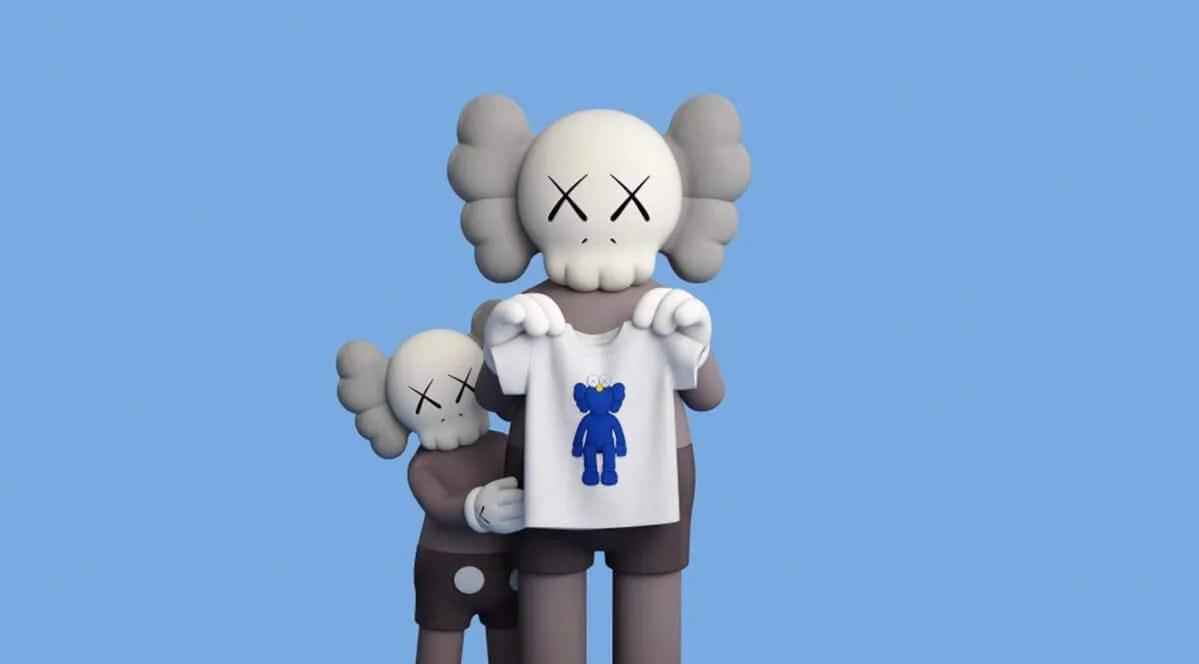 ユニクロ「UT」と現代アーティスト KAWSによる新作コラボ