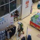東京都八王子市イトーヨーカドー南大沢店で火災 fire scene