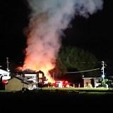 firescene 〒761-8003 香川県 高松市 神在川窪町 火事 火災