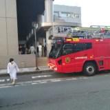 山形市立病院済生館で火事