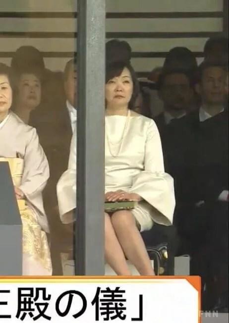 安倍 昭恵 ドレス コード