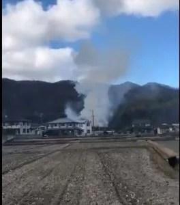 岡山県岡山市東区瀬戸町万富で火事 原因は?速報動画・画像2020年1月15日