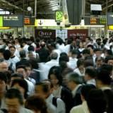 新型肺炎コロナウィルス 満員電車  感染 対策 予防