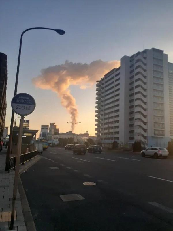 大阪府枚方市藤阪駅 火事  2020年1月16日