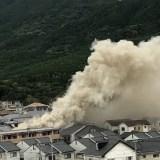 福岡県福岡市城南区南片江5丁目 火事  2020年8月26日