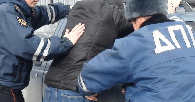 Изобильненские полицейские задержали подозреваемого в угоне