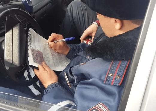 На Ставрополье отстранили от управления очередного нетрезвого водителя