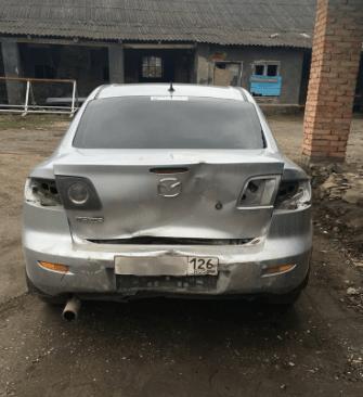 В Александровском  районе  возбуждено уголовное дело об умышленном повреждении чужого имущества