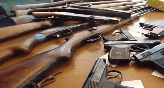 На Ставрополье расследуется уголовное дело о незаконном хранении и приобретении оружия и боеприпасов