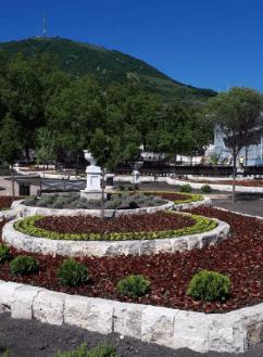 Торжественное открытие обновленного парка Цветник состоится 4 июня в 11:00