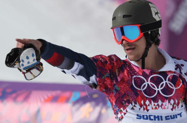 Сноубордист, выигравший две золотые медали на Олимпийских играх в Сочи, приехал на сборы в Кисловодск
