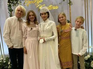 Известная модель Наталья Водянова погуляла на свадьбе во Владикавказе