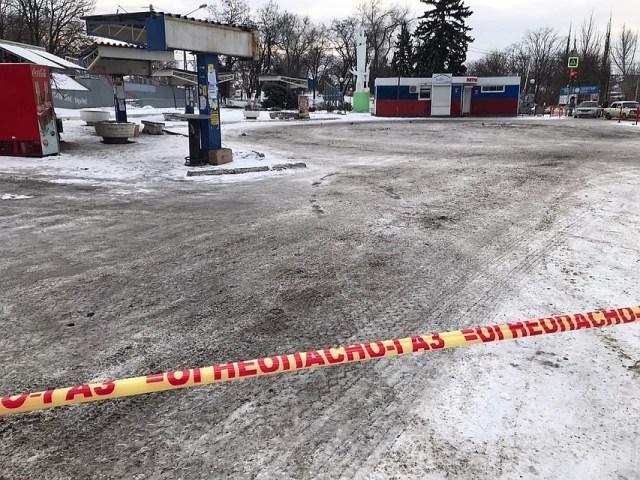 Вооруженного мужчину застрелил инспектор ДПС в Ростовской области