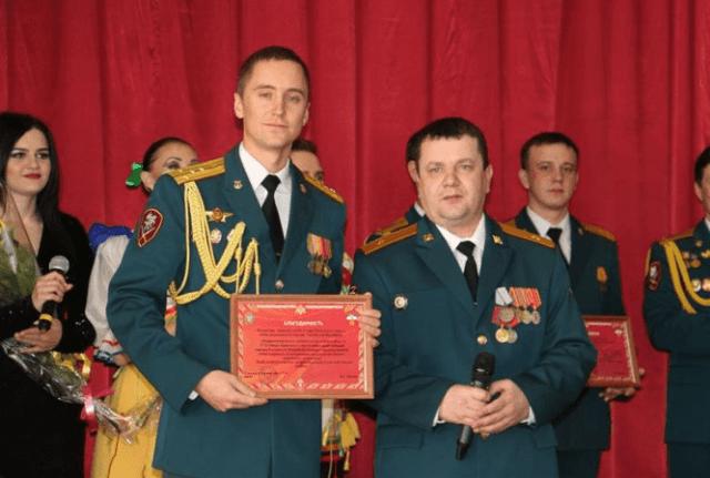 Батальон связи Северо-Кавказского округа Росгвардии отметил свое 25-летие