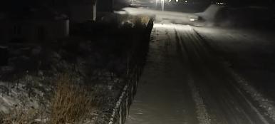 Крушение самолета в Алма-Ате попало на видео