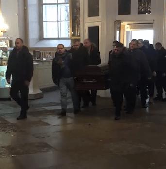 Санкт-Петербург прощается с известным врачом-онкологом Андреем Павленко