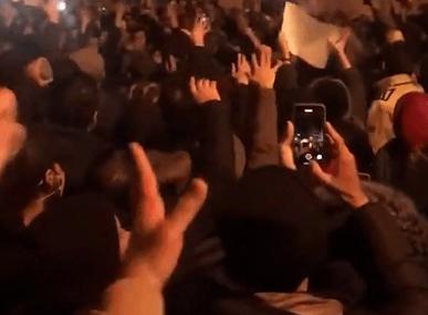 В Иране начались антиправительственные протесты