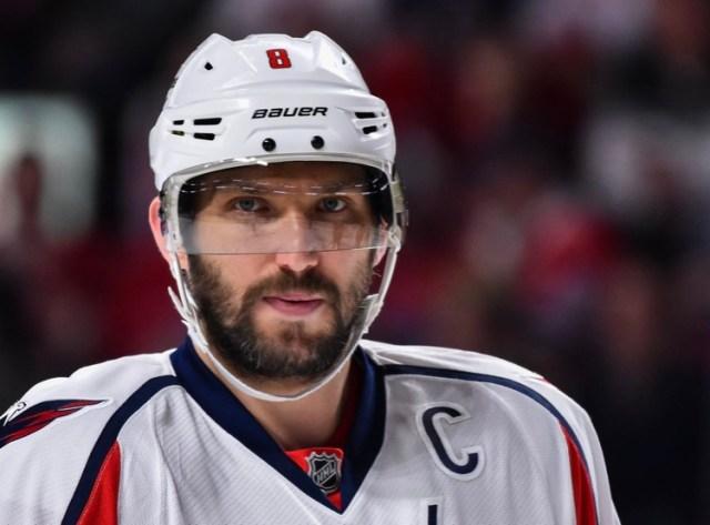 Гол Овечкина назвали лучшим в истории НХЛ