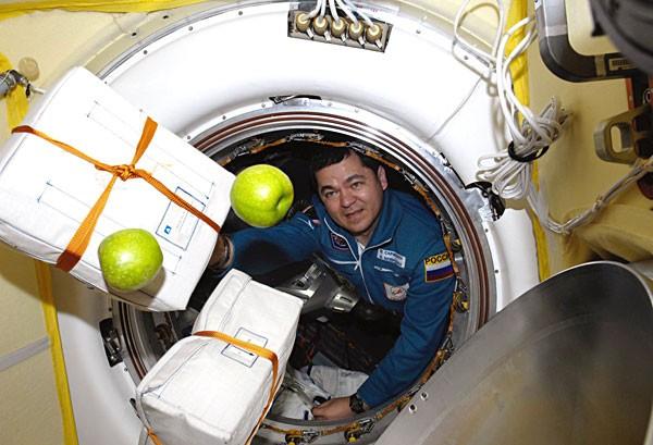 Восход Солнца с борта МКС сфотографировал ставропольский космонавт Скрипочка