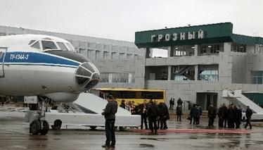 Аэропорт «Грозный» начал принимать пассажиров только с чеченской пропиской